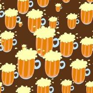 Ölglas tecknade
