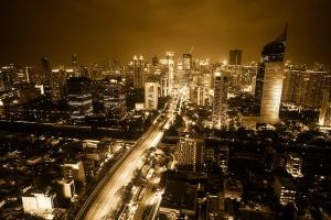 Jakarta by night sv-v
